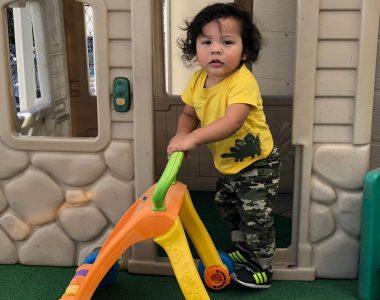 INFANT / TODDLER PROGRAM (BIRTH – 24 MONTHS)